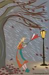 Illustration Friday: Storm