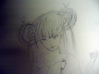 WIP mandys geisha girl