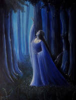 The Dance of Luthien by Gwillieth