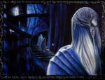The stairs of Lothlorien
