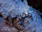 Moonlight Pebbles silver bracelet