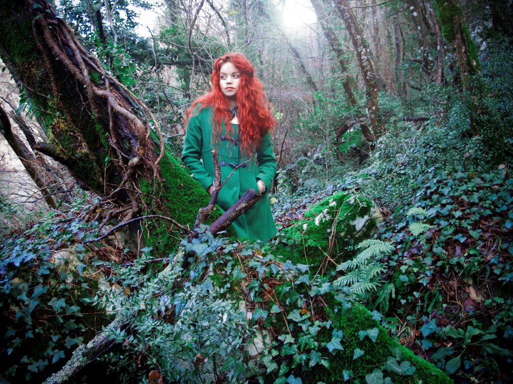 Forest Walks by Gwillieth