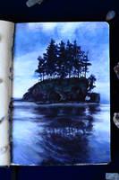 Isle sketch by Gwillieth
