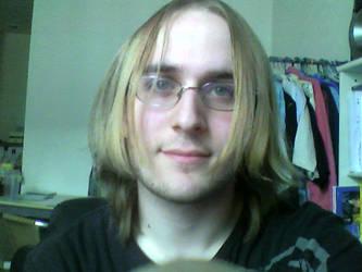 Me in my home in 2007-2008 by Tenderis
