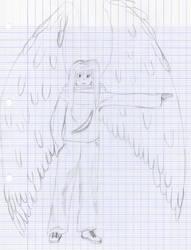 Naru Drawed by Tenderis
