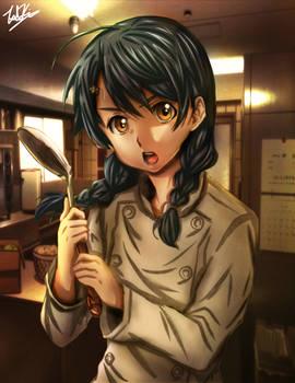 Art Trade: Megumi