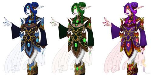 Druid of the Talon variants