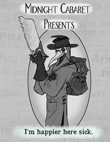 Plague Doctor Poster by Skyserpent