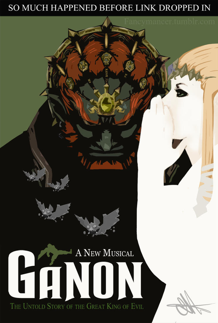 GANON: A New Musical! by Skyserpent