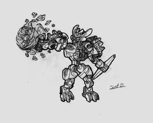 Korgot - Protector of Earth