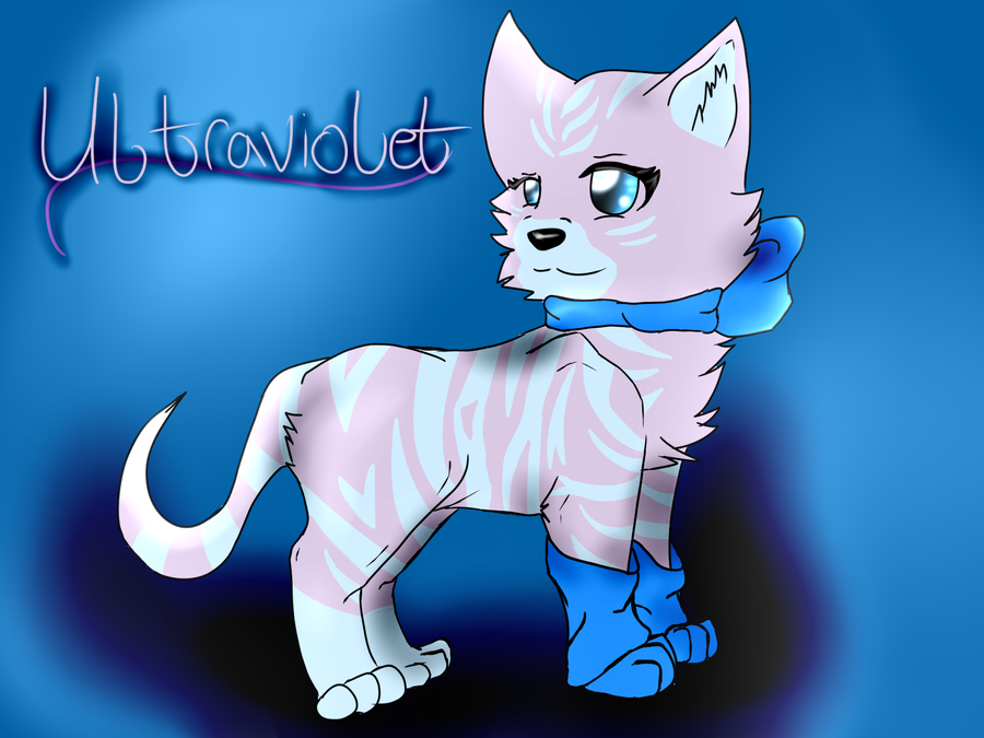 Ultraviolet by SilverTailTwo