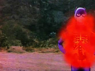 PREVIEW - Batgirl Disintegration (Rough) by Vore-Disintegration