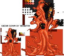 Caesar Clown by Hecbator