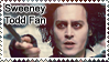 Sweeney Todd Fan Stamp by DAlexx