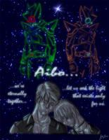 Kamen Rider: 'Sayonara Aibo' by maXVolnutt