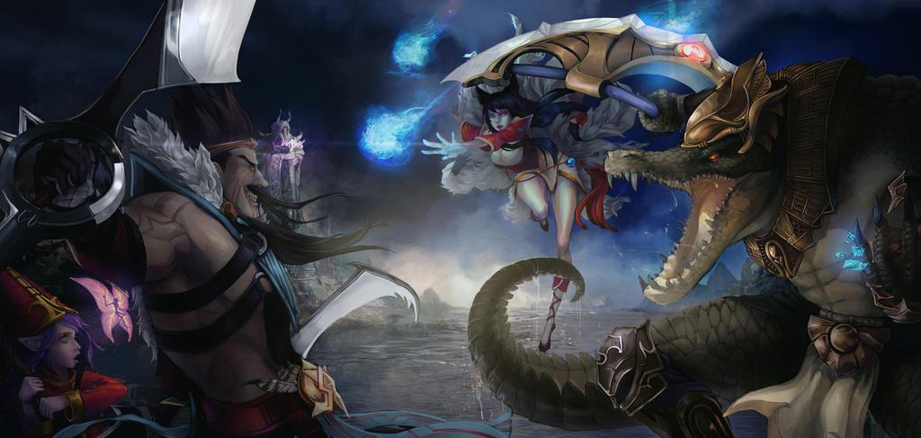 Vision Denied by kurochii
