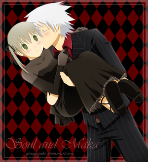 Soul Eater - Black and Red