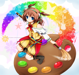 Across the Rainbow by Ginryuzaki