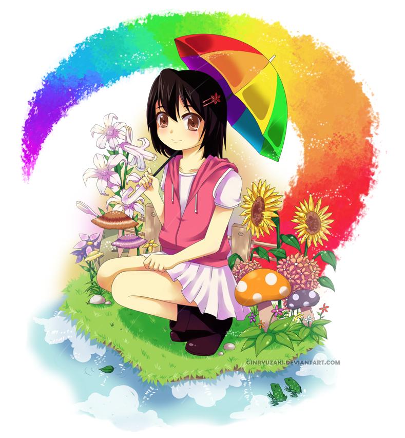 Rainy Day by Ginryuzaki on DeviantArt Rainy Day Drawing Competition