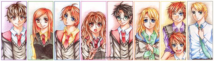 Harry Potter by Ginryuzaki