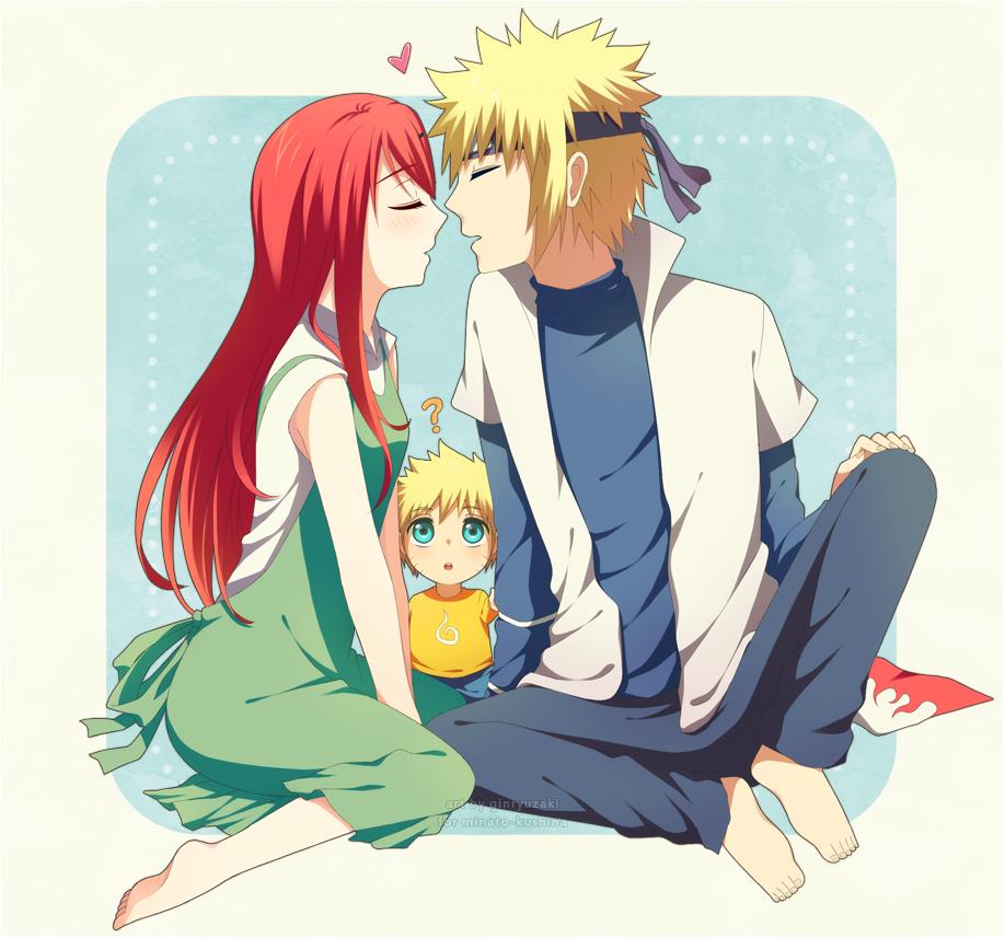 Uzumaki Family By Ginryuzaki On Deviantart