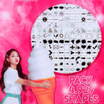 Pack Shapes   ByunCamis