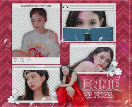 [PNG PACK #912] Jennie - BLACKPINK (SOLO - MV)