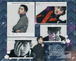 [PNG PACK #916] D.O. - EXO (Allure December 2018)