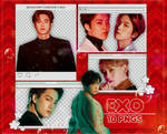 [PNG PACK] EXO - (LOVE SHOT)