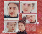 [PNG PACK] D.O. - EXO (SCANS 2016)