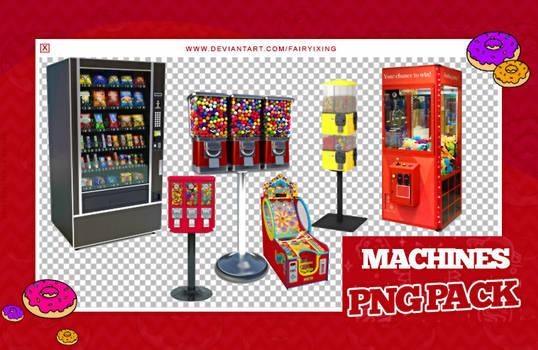 + pack pngs 34   machines