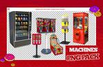 + pack pngs 34 | machines