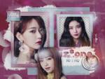 [PNG PACK] IZ*ONE - (JAPAN DEBUT SINGLE)