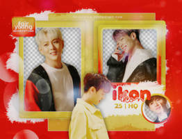 [PNG PACK] IKON - (MEXICANA CHICKEN) by fairyixing