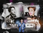 [PNG PACK] XIUMIN - EXO (EXODUS) by fairyixing