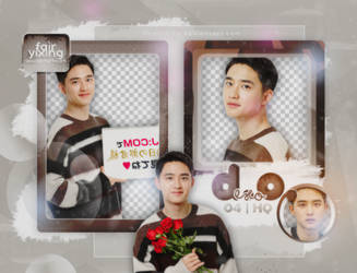 [PNG PACK] D.O. - EXO (KNTV) by fairyixing