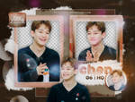 [PNG PACK] CHEN - EXO (190405 - MBC) by fairyixing