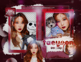[PNG PACK] TAEYEON - SNSD (BANILA CO 2018) by fairyixing