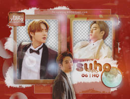 [PNG PACK] SUHO - EXO (PRESENT GIFT)