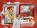 [PNG PACK] XIUMIN - EXO (PRESENT GIFT) by fairyixing