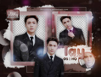 [PNG PACK] LAY - EXO (190506 - MET GALA) by fairyixing