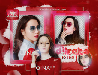 [PNG PACK] DILRABA DILMURAT - (QINA SUNGLASSES) by fairyixing