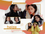 [PNG PACK] HEIZE - (THE STAR 2018)