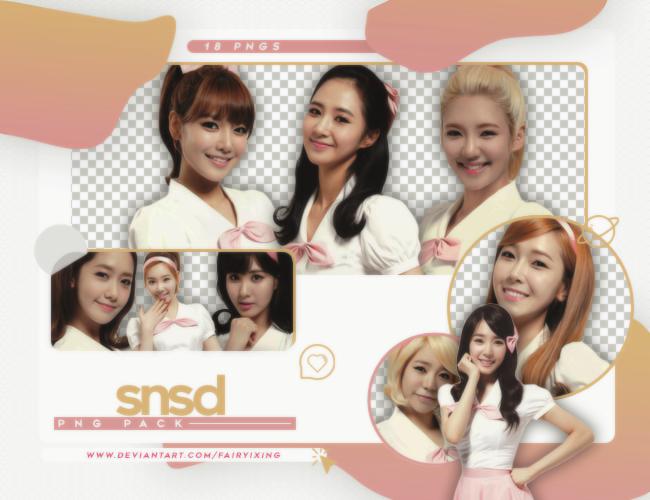 Girls Generation on KPOP-RENDERS - DeviantArt