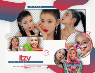 [PNG PACK] ITZY - (ICY - SCREENCAPS)