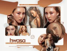 [PNG PACK] HWASA - MAMAMOO (COSMOPOLITAN KOREA 19)