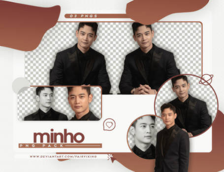 [PNG PACK] MINHO - SHINEE (HIGHEND MAGAZINE 2017)