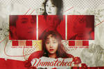 unmatched | mino + sejeong
