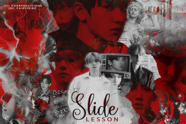 slide lesson | chanbaek