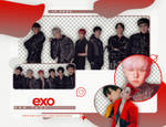 [PNG PACK] EXO - (OBSESSION: DIGITAL BOOKLET)